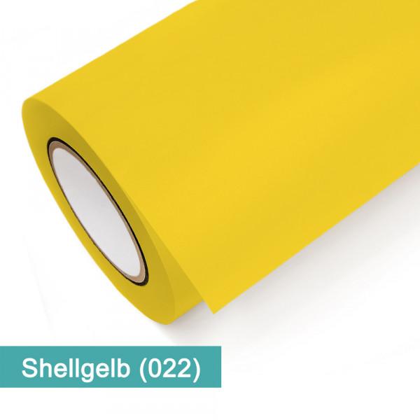Klebefolie in Shellgelb - günstig bei PrintYourHome.de