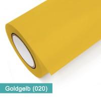 Klebefolie in Goldgelb - günstig bei PrintYourHome.de