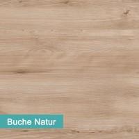 Möbelfolie Buche Natur - hochwertige papierbasierende Folie zum kinderleichten Verkleben von PrintYourHome.