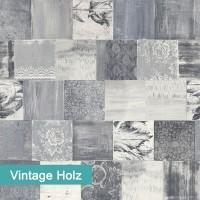 Möbelfolie Vintage Holz - hochwertige papierbasierende Folie zum kinderleichten Verkleben von PrintYourHome.