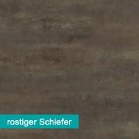 Möbelfolie rostiger Schiefer - hochwertige papierbasierende Folie zum kinderleichten Verkleben von PrintYourHome.