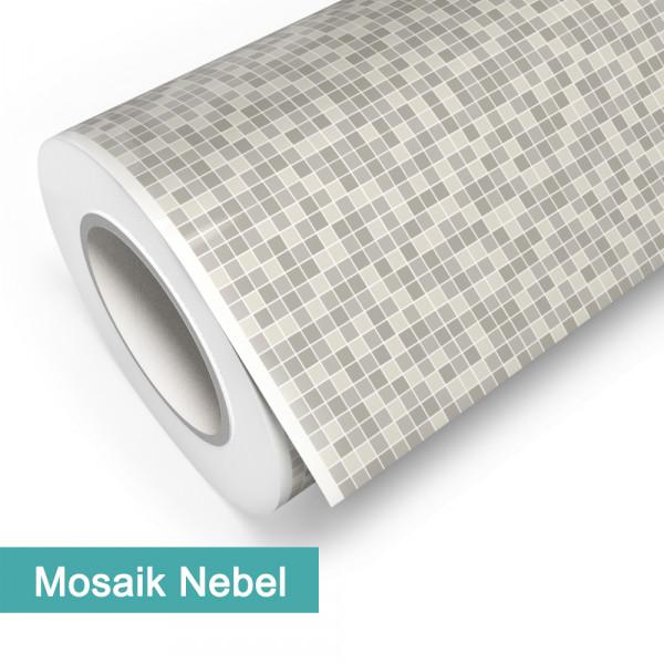 Klebefolie in Mosaik Nebel - günstig bei PrintYourHome.de