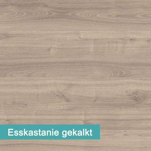 Möbelfolie Esskastanie gekalkt - hochwertige papierbasierende Folie zum kinderleichten Verkleben von PrintYourHome.