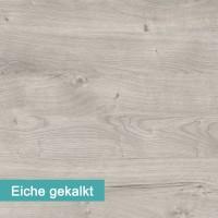 Möbelfolie Eiche gekalkt - hochwertige papierbasierende Folie zum kinderleichten Verkleben von PrintYourHome.