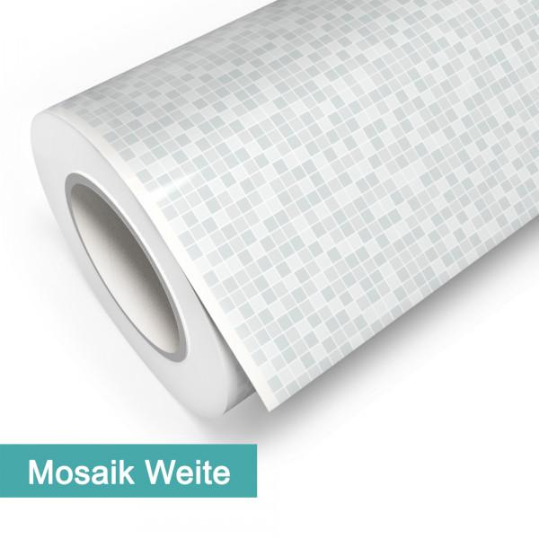 Klebefolie in Mosaik Weite - günstig bei PrintYourHome.de