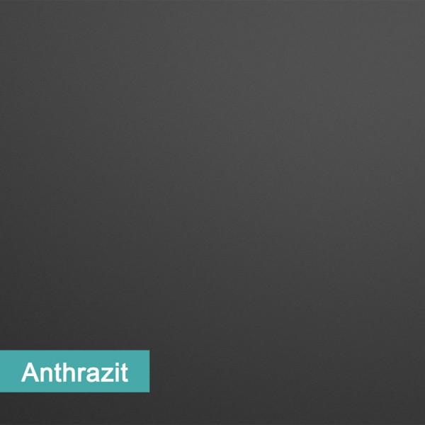 Möbelfolie Anthrazit - hochwertige papierbasierende Folie zum kinderleichten Verkleben von PrintYourHome.