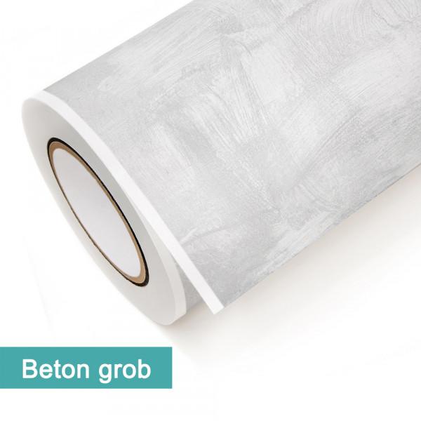 Klebefolie in Dekor Beton Grob - günstig bei PrintYourHome.de
