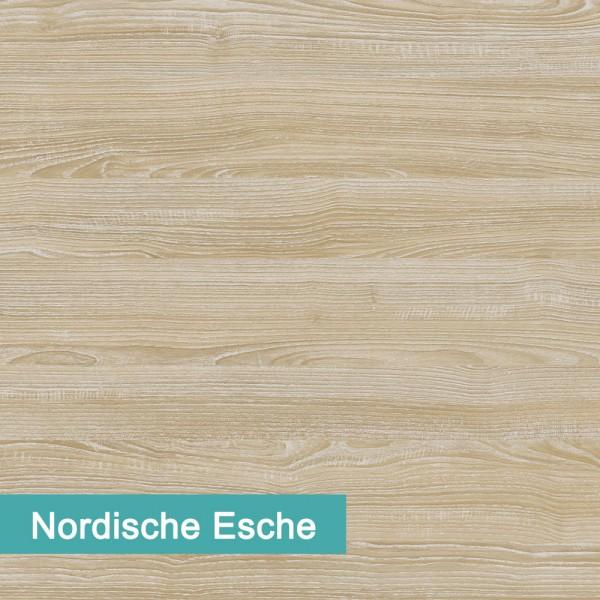 Möbelfolie Nordische Esche - hochwertige papierbasierende Folie zum kinderleichten Verkleben von PrintYourHome.