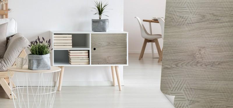 Möbelfolie mit Sondereditions-Design | jetzt bestellen...