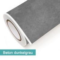 Klebefolie in Dekor Beton Dunkelgrau - günstig bei PrintYourHome.de