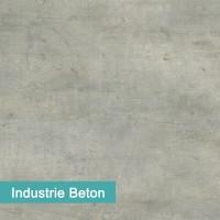 Möbelfolie Industrie Beton - hochwertige papierbasierende Folie zum kinderleichten Verkleben von PrintYourHome.