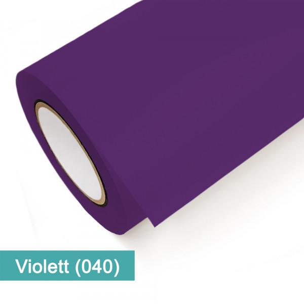 Klebefolie in Violett - günstig bei PrintYourHome.de