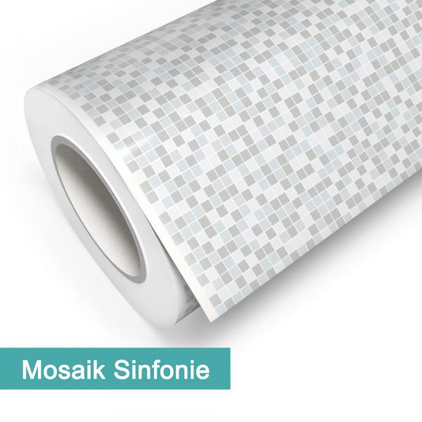 Klebefolie in Mosaik Sinfonie - günstig bei PrintYourHome.de