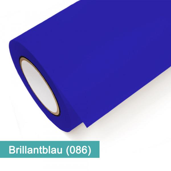 Klebefolie in Brillantblau - günstig bei PrintYourHome.de