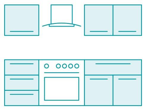 Anwendungsbeispiel Küche | Tecosmart jetzt bestellen...