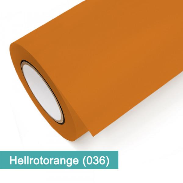 Klebefolie in Hellrotorange - günstig bei PrintYourHome.de