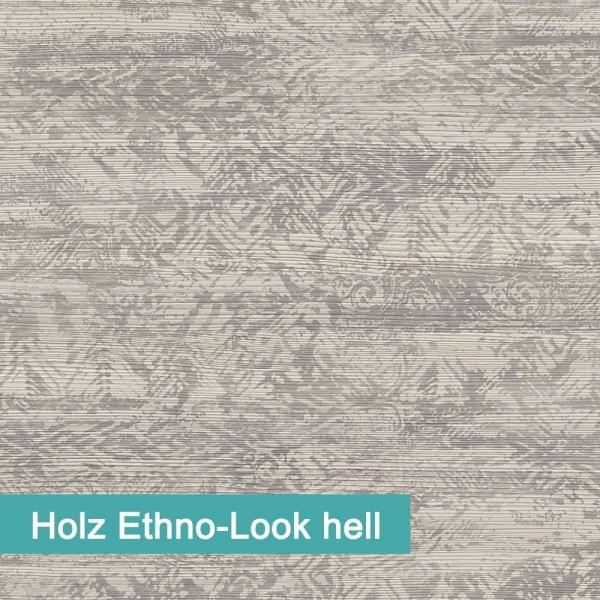 Möbelfolie Holz Ethno-Look hell - hochwertige papierbasierende Folie zum kinderleichten Verkleben von PrintYourHome.