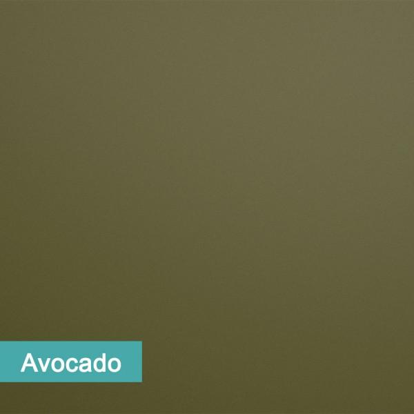 Möbelfolie Avocado - hochwertige papierbasierende Folie zum kinderleichten Verkleben von PrintYourHome.