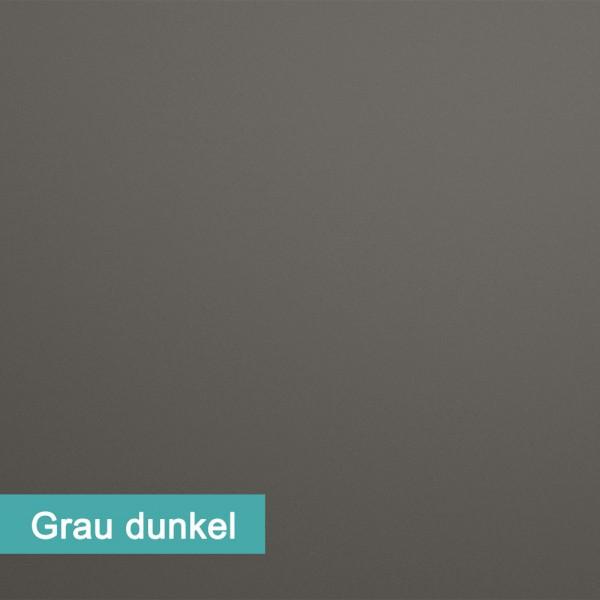 Möbelfolie Grau dunkel - hochwertige papierbasierende Folie zum kinderleichten Verkleben von PrintYourHome.