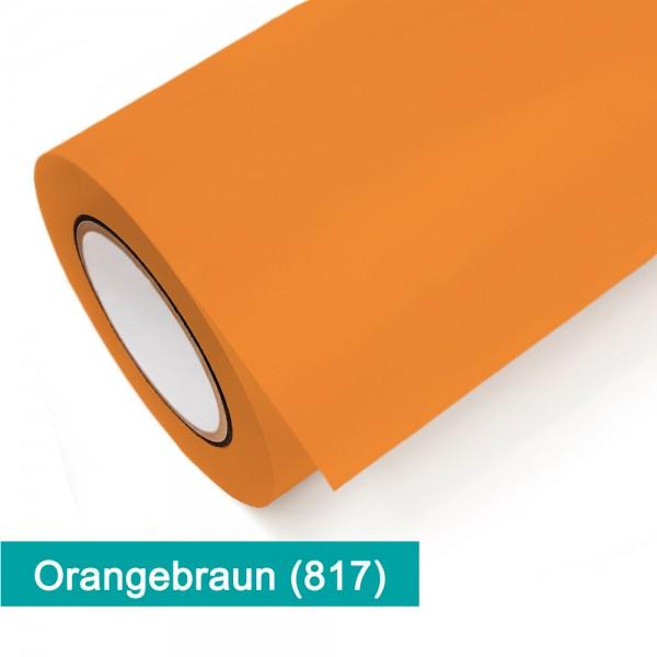 Klebefolie in Orangebraun - günstig bei PrintYourHome.de