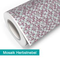 Klebefolie in Mosaik Herbstnebel - günstig bei PrintYourHome.de