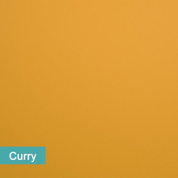 Möbelfolie Curry - hochwertige papierbasierende Folie zum kinderleichten Verkleben von PrintYourHome.