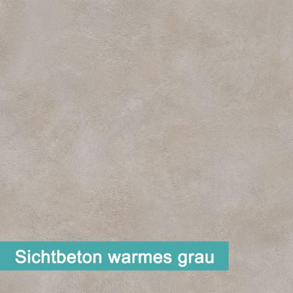 Möbelfolie Sichtbeton warmes grau - hochwertige papierbasierende Folie zum kinderleichten Verkleben von PrintYourHome.