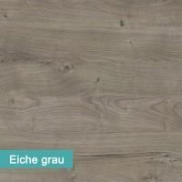 Möbelfolie Eiche grau - hochwertige papierbasierende Folie zum kinderleichten Verkleben von PrintYourHome.