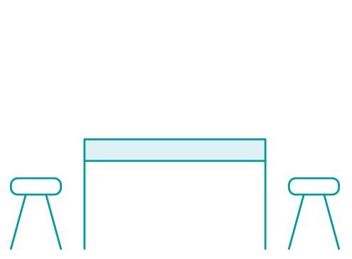 Anwendungsbeispiel Tisch | Tecosmart Möbelfolien jetzt bestellen...