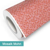 Klebefolie in Mosaik Mohn - günstig bei PrintYourHome.de