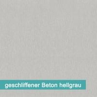 Möbelfolie geschliffener Beton hellgrau - hochwertige papierbasierende Folie zum kinderleichten Verkleben von PrintYourHome.