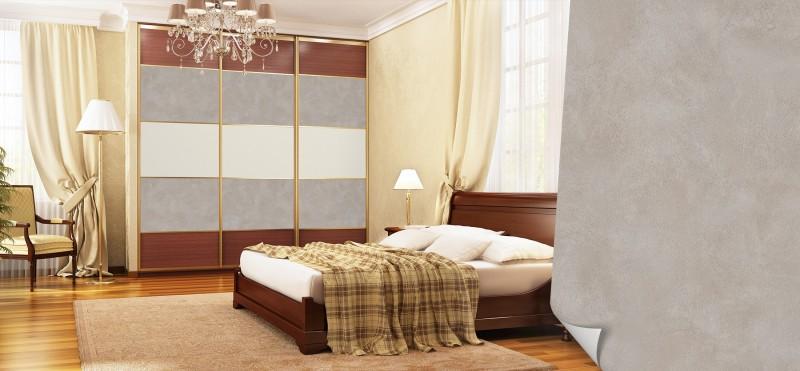 Möbelfolie | Sichtbeton warmes grau | jetzt bestellen...