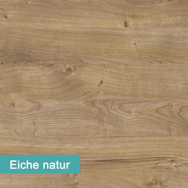 Möbelfolie Eiche natur - hochwertige papierbasierende Folie zum kinderleichten Verkleben von PrintYourHome.