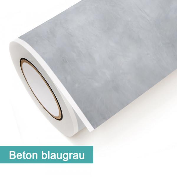 Klebefolie in Dekor Beton Blaugrau - günstig bei PrintYourHome.de