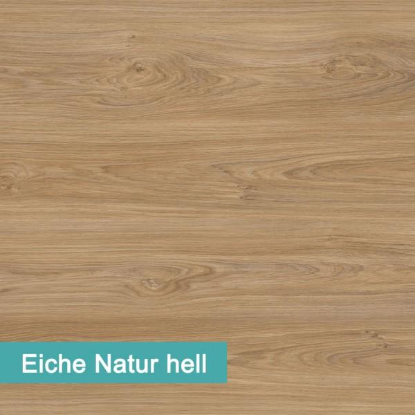 Möbelfolie Eiche Natur hell - hochwertige papierbasierende Folie zum kinderleichten Verkleben von PrintYourHome.