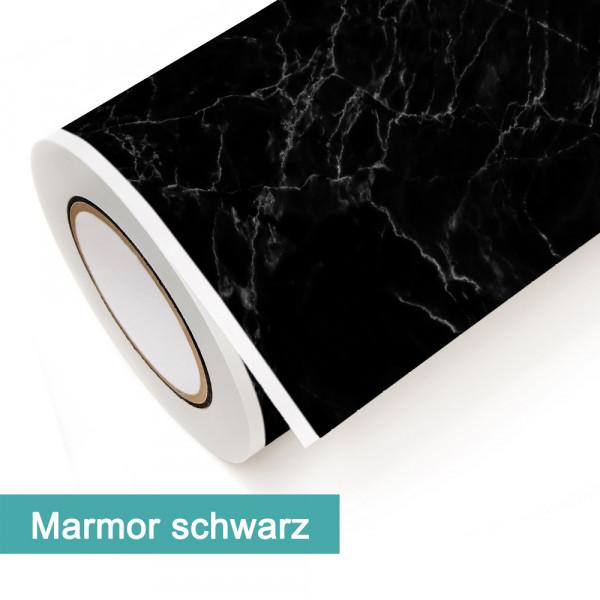 Klebefolie in Dekor Marmor Schwarz - günstig bei PrintYourHome.de