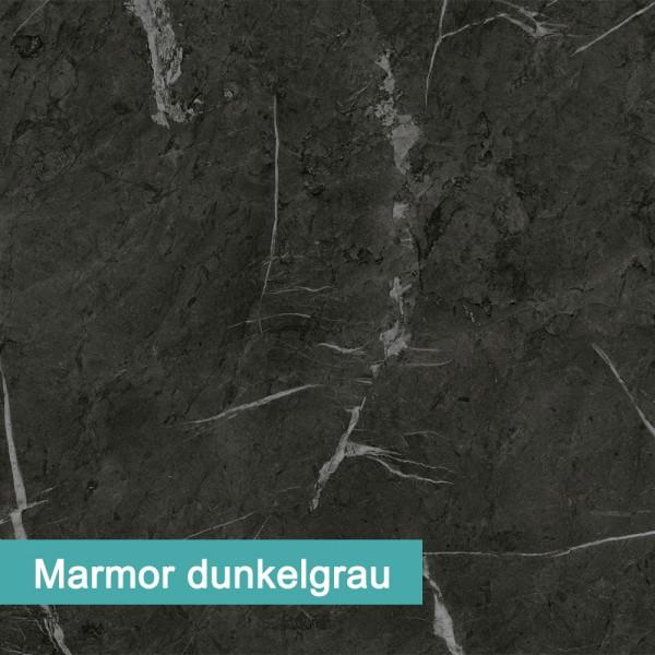 Möbelfolie Marmor dunkelgrau - hochwertige papierbasierende Folie zum kinderleichten Verkleben von PrintYourHome.