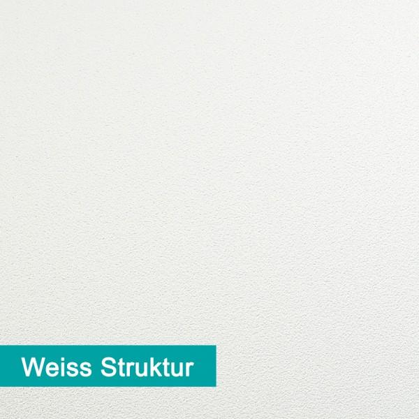 Möbelfolie Weiß Struktur - hochwertige papierbasierende Folie zum kinderleichten Verkleben von PrintYourHome.