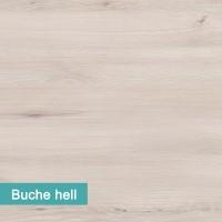 Möbelfolie Buche hell - hochwertige papierbasierende Folie zum kinderleichten Verkleben von PrintYourHome.