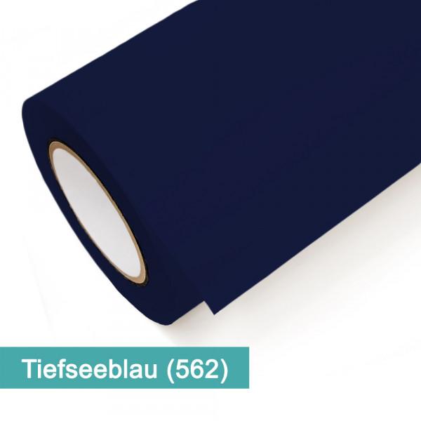 Klebefolie in Tiefseeblau - günstig bei PrintYourHome.de