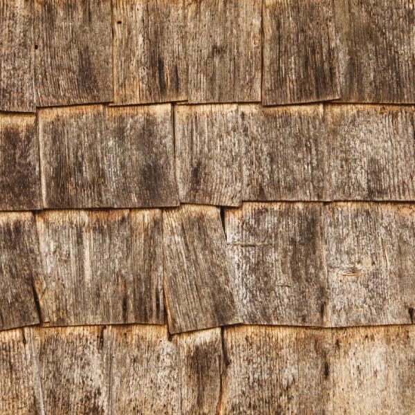 Baustoffe & Holz Sporting 120 Flexy Big Schindeln Links Braun Matt Struktur kunststoff Schindeln