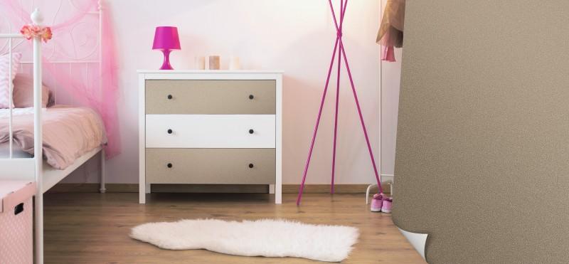 Möbelfolie mit glänzender Oberfläche | jetzt bestellen ...