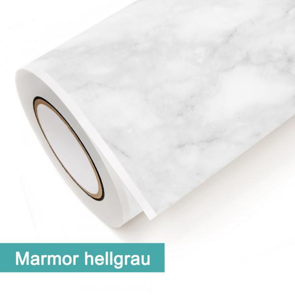 Klebefolie in Dekor Marmor Hellgrau - günstig bei PrintYourHome.de