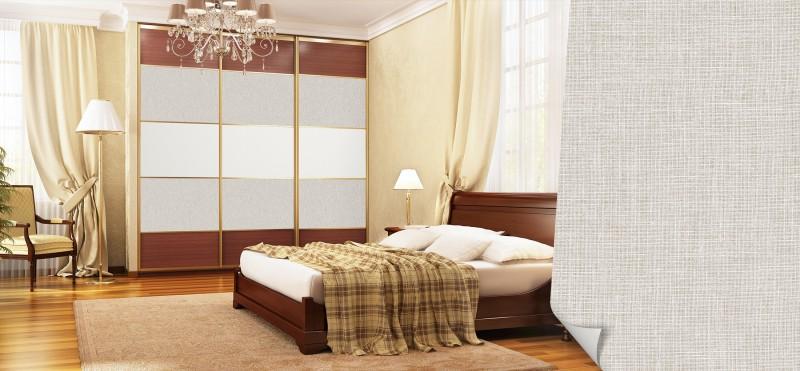 Möbelfolie mit Textiloptik | jetzt bestellen ...