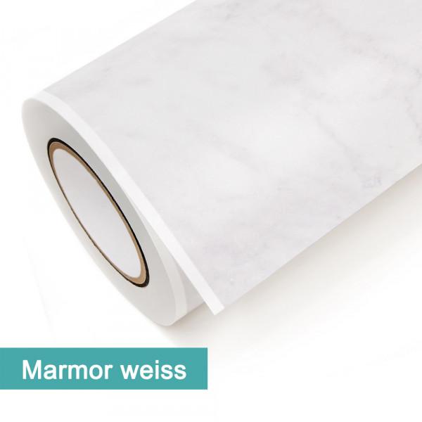 Klebefolie in Dekor Marmor Weiß - günstig bei PrintYourHome.de