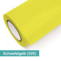 Klebefolie in Schwefelgelb - günstig bei PrintYourHome.de