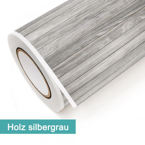 Klebefolie in Dekor Holz Silbergrau - günstig bei PrintYourHome.de