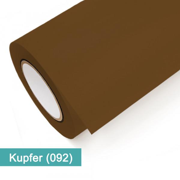 Klebefolie in Kupfer - günstig bei PrintYourHome.de