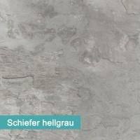 Möbelfolie Schiefer hellgrau - hochwertige papierbasierende Folie zum kinderleichten Verkleben von PrintYourHome.