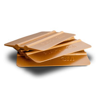 Gold-Rakel von 3M als Hilfsmittel zur Verklebung von Fliesenaufklebern bestellen.